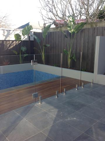 Pool Fencing..